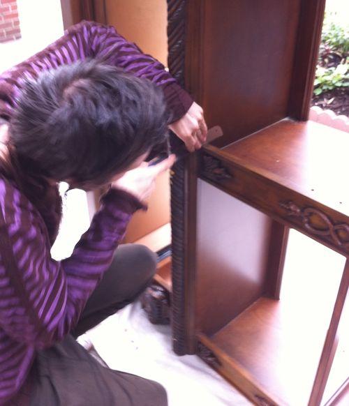 Bookcase repair_1