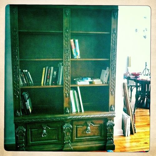 Bookcase repair_3
